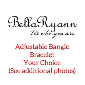 Bella Ryann Adjustable Bangle Bracelets